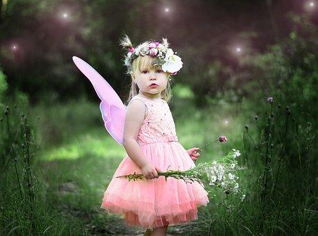 墨馨-小女孩图片