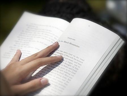 墨馨-读书